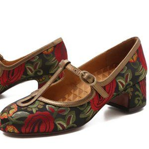 Chie Mihara Usoa in Picasso Fleur 39 US 8.5 or 9